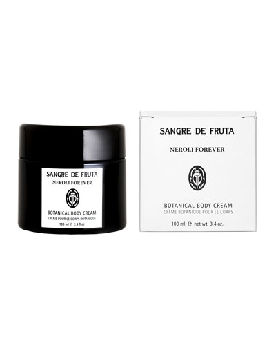 Botanical Body Cream, Neroli Forever