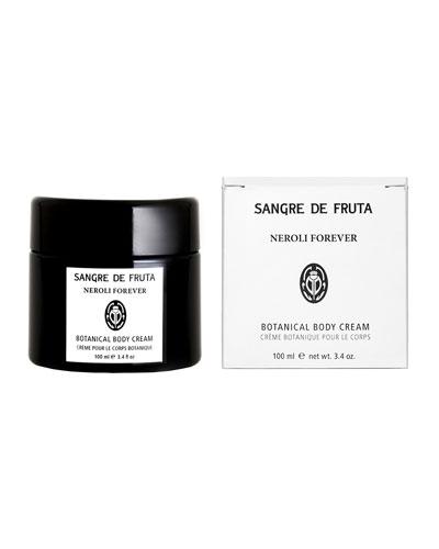 Botanical Body Cream, Neroli Forever
