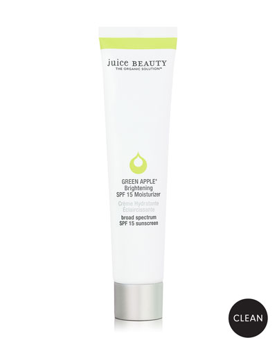GREEN APPLE® Brightening SPF 15 Moisturizer