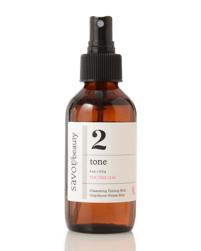 Tea Tree Toning Mist 02, 4 oz.