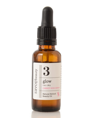 Carrot Rose Serum 03, 1 oz.