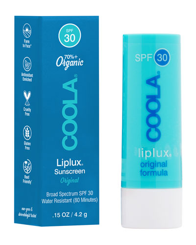 Classic Liplux SPF 30 Original Sunscreen, .15 oz.
