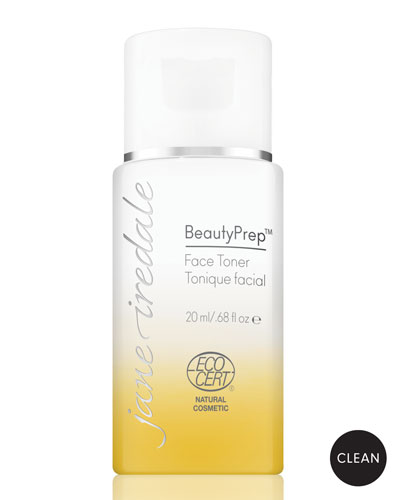 BeautyPrep Face Toner Mini, .68 oz./ 20 mL