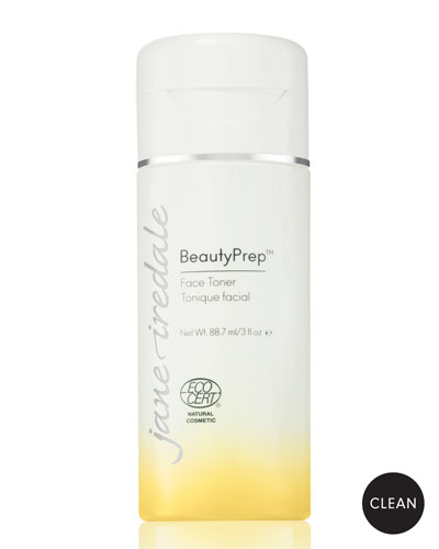 BeautyPrep Face Toner, 3.0 oz./ 89 mL