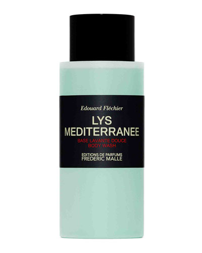 Lys  Mediterranee Body Wash, 7.0 oz.