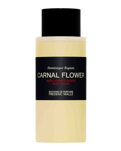 Carnal Flower Body Wash, 7.0 oz./ 200 mL