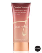 Golden Shimmer Face & Body Lotion, 1.7 oz./50ml