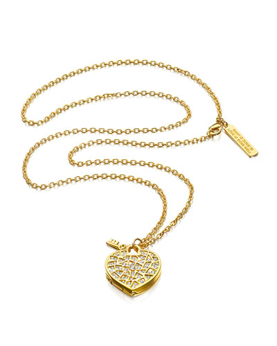 Limited Edition Beautiful Love Locket Necklace Perfume Compact by Monica ...