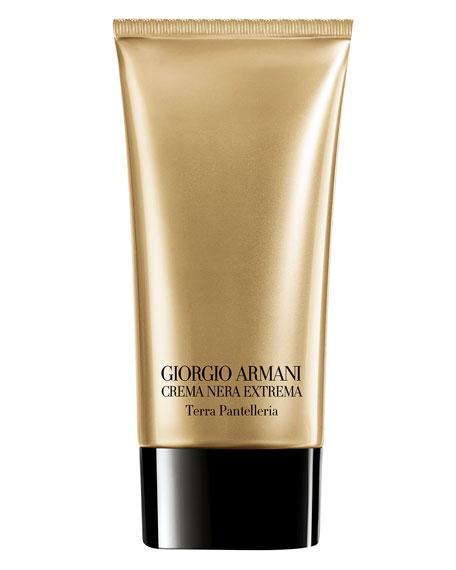 Giorgio Armani Crema Nera Terra Pantelleria Face Mask, 5.1 oz./150ml