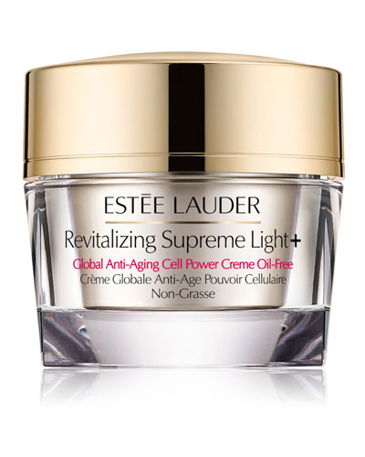 Revitalizing Supreme Light+ Global Anti-Aging Cell Power Creme Oil-Free, ...