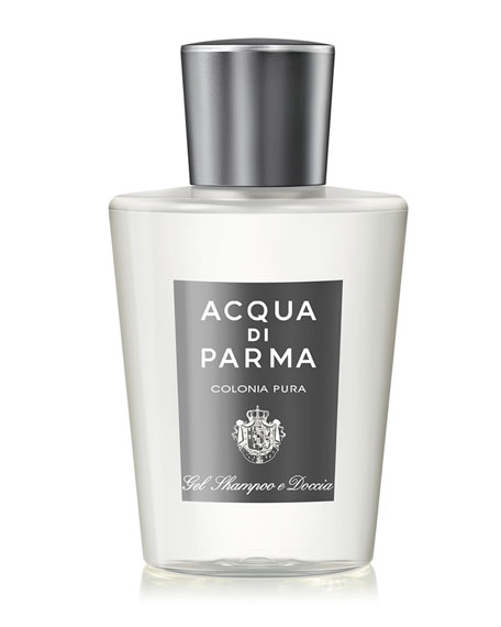Acqua di Parma 6.7 oz. Colonia Pura Hair & Shower Gel