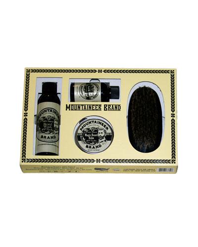 Boxed Beard Kit - WV Timber