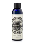 Beard Wash - Citrus & Spice, 4 oz. / 120 ml