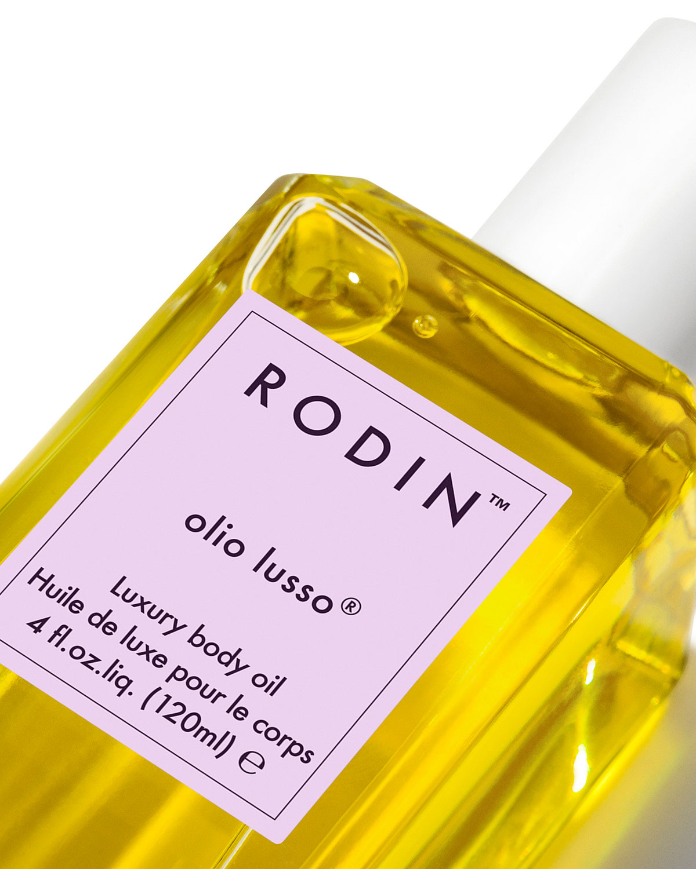 RODIN OLIO LUSSO Lavender Body Oil, 4.0 Oz./ 118 Ml