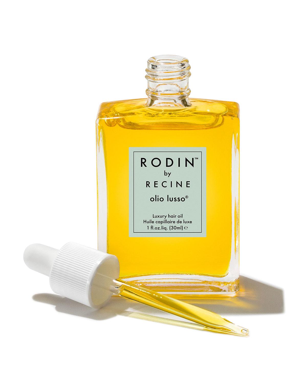 RODIN OLIO LUSSO Recine Hair Oil, 1.0 Oz./ 30 Ml