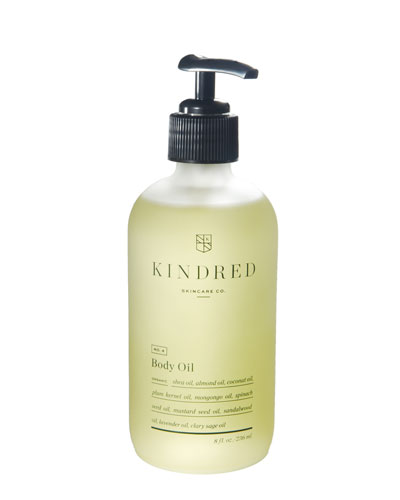 Body Oil No. 4.0 - 8 oz./ 237 mL