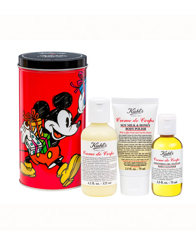Special Edition Disney X Kiehl's Cr&#232me de Corps Collection