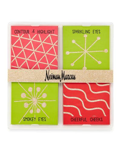 Neiman Marcus Exclusive 4-Piece Palette Set