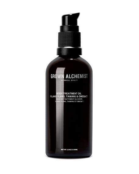 Grown Alchemist 3.4 oz. Anti-Oxidant Body Oil/Serum - Ylang Ylang/Tamanu/Omega 7