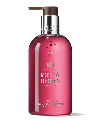 Pink Pepperpod Fine Liquid Hand Wash, 10 oz./ 300 mL