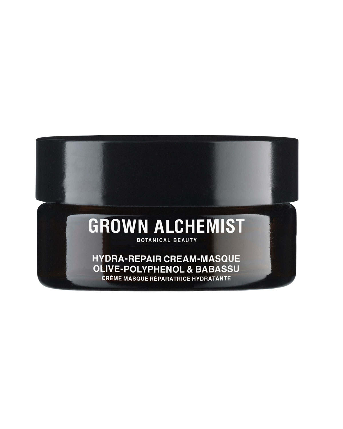 GROWN ALCHEMIST Hydra-Repair Cream-Masque: Olive-Polyphenol & Capuacu Butter, 2.0 Oz./ 60 Ml