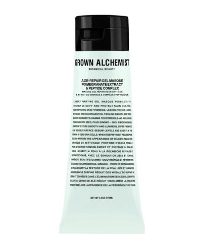 2.5 oz. Age-Repair Gel Masque: Pomegranate & Amino Protein Complex