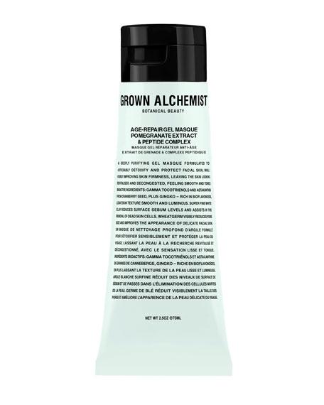 Grown Alchemist Age-Repair Gel Masque: Pomegranate & Amino Protein Complex, 2.5 oz./ 75 mL