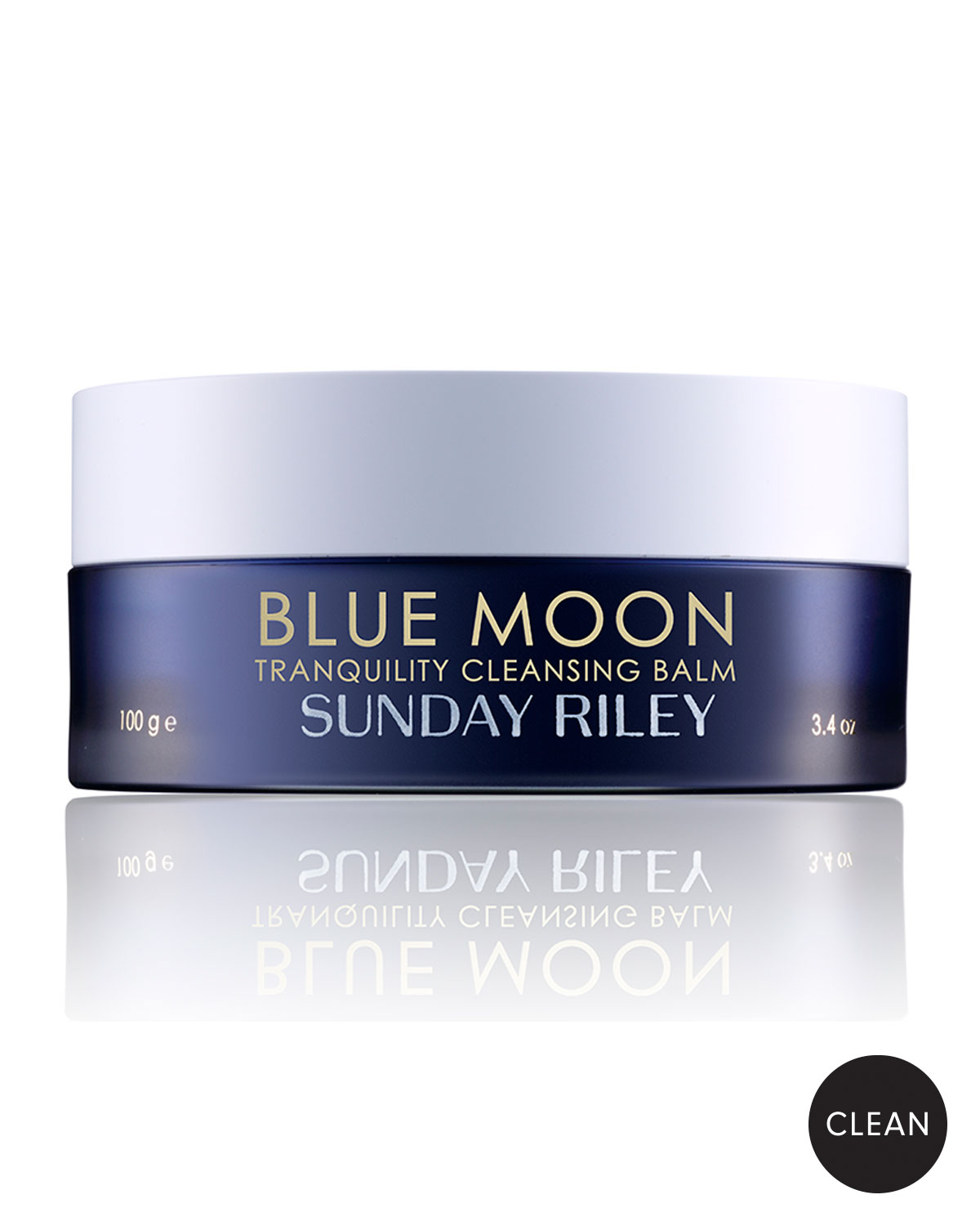 SUNDAY RILEY MODERN SKINCARE Blue Moon Cleansing Balm, 3.5 Oz./ 104 Ml
