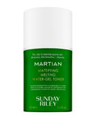 Martian Mattifying Melting Water-Gel Toner, 1.7 oz./ 50 mL