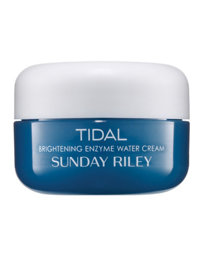 Tidal Brightening Enzyme Water Cream, 0.5 oz./ 15 mL