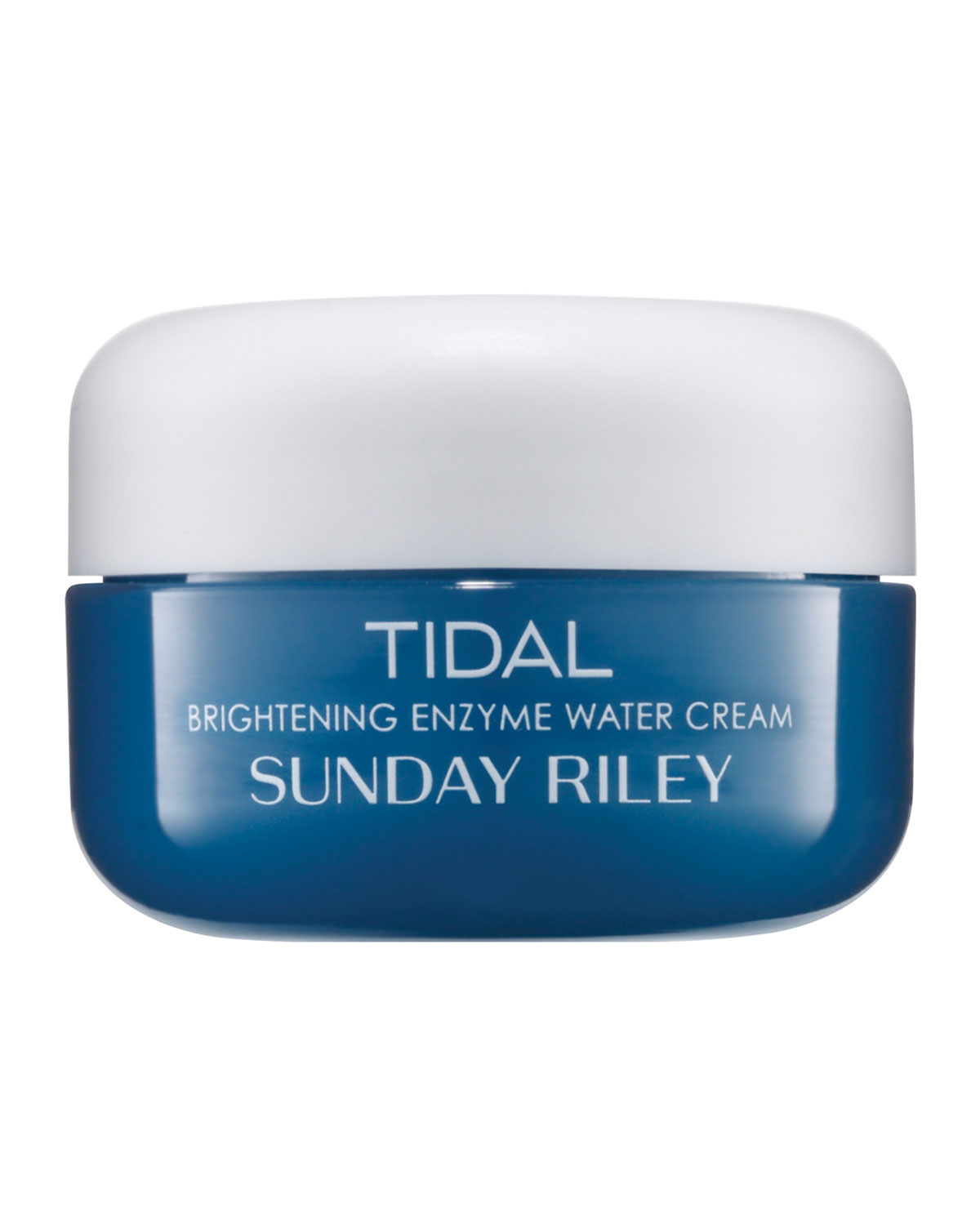 SUNDAY RILEY MODERN SKINCARE Tidal Brightening Enzyme Water Cream, 0.5 Oz./ 15 Ml