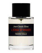 L'Eau D'Hiver Parfum, 3.4 oz./ 100 mL