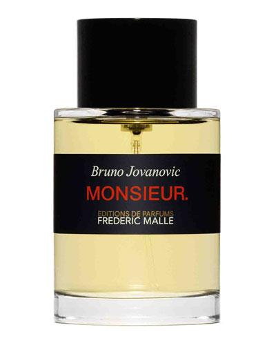 Monsieur. Perfume 3.4 oz./ 100 mL