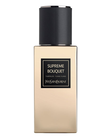 Yves Saint Laurent Beaute 2.5 oz. Exclusive LE VESTIAIRE DES PARFUMS Collection Orientale Supreme Bouquet Eau de Parfum
