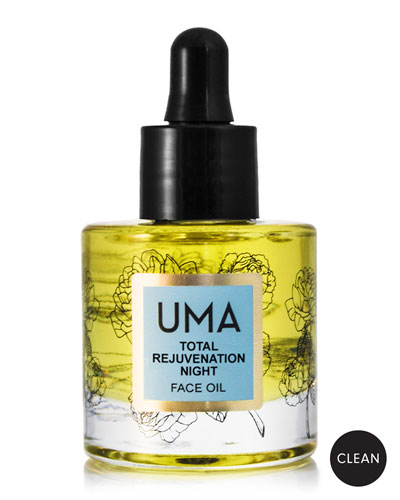 Total Rejuvenation Night Face Oil, 1.0 oz./ 30 mL