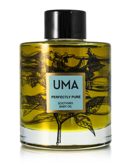UMA Oils 3 oz. Perfectly Pure Soothing Baby Oil