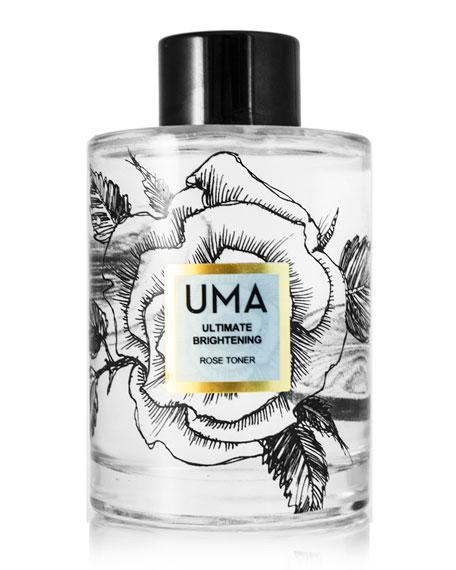 UMA Oils 4 oz. Ultimate Brightening Rose Toner