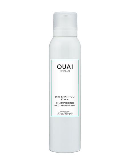 OUAI Haircare Dry Shampoo Foam, 5.3 oz./150 g