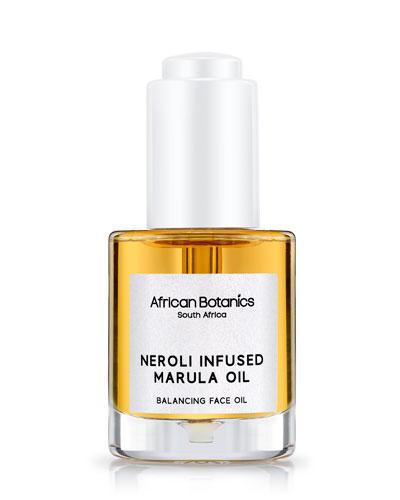 Neroli Infused Marula Oil, 1.0 oz./ 30 mL