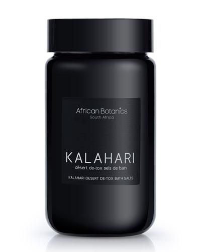 Kalahari Desert De-tox Bath Salts, 17.6 oz. / 500 g