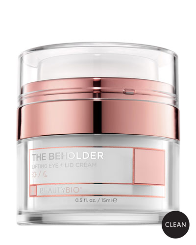 THE BEHOLDER Lifting Eye + Lid Cream, 0.5 oz./ 15 mL