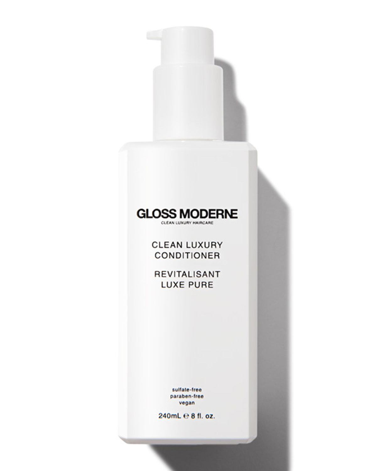 GLOSS MODERNE Clean Luxury Conditioner, 8.0 Oz./ 240 Ml