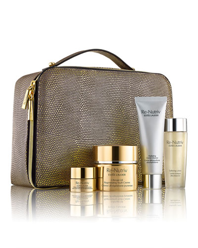 The Secret of Infinite Beauty: Ultimate Lift Regenerating Youth Collection ...