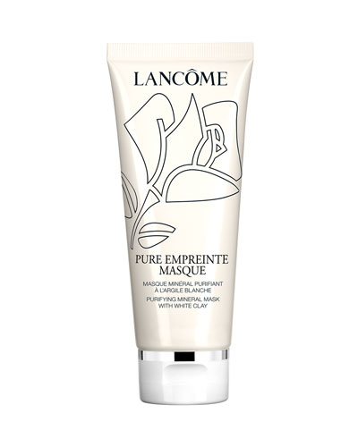 Masque Pure Empreinte Purifying Mineral Mask with White Clay