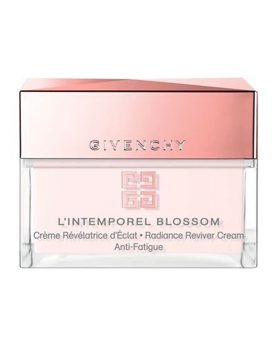 L'Intemporel Blossom Radiance Reviver Cream, 1.7 oz./ 50 mL