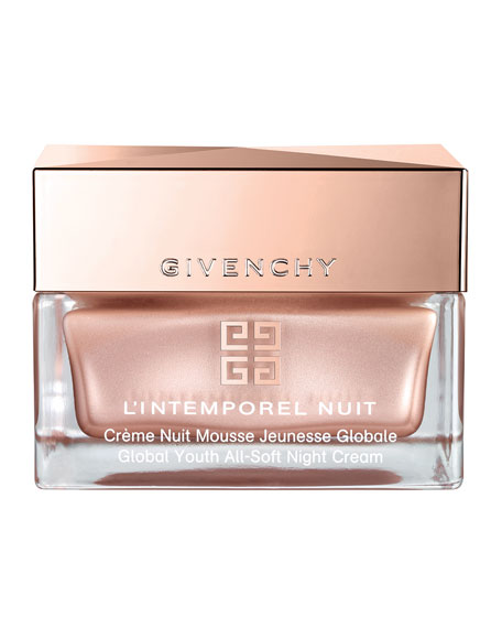 Givenchy L'Intemporel Global Youth All-Soft Night Cream, 1.7 oz./ 50 mL