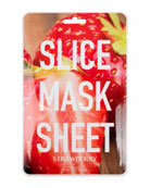 Strawberry Slice Mask