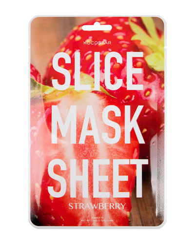 Strawberry Slice Mask