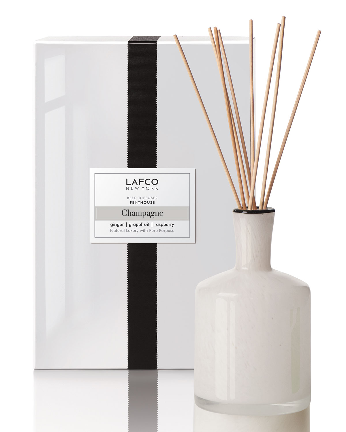 Champagne Reed Diffuser - Penthouse
