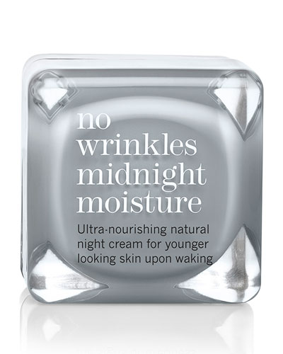 No Wrinkles Midnight Moisture, 1.6 oz./ 48 mL